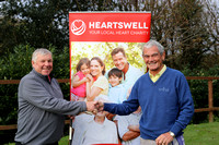 Heartswell Elfordleigh Golf Day